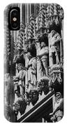 Brussels Gothic IPhone Case