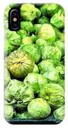 Brussels Sprouts IPhone Case
