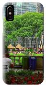 Bryant Park IPhone Case