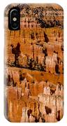 Bryce Canyon Series #4 IPhone Case