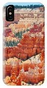 Bryce Canyon Fairyland Point IPhone Case