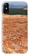 Bryce Canyon Inspiration Point IPhone Case