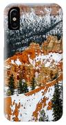 Bryce Canyon Series #1 IPhone Case