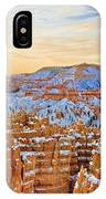 Bryce Canyon Sunset IPhone Case