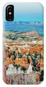 Bryce Canyon Thors Hammer IPhone Case