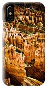 Bryce Canyon Vertical Image IPhone Case
