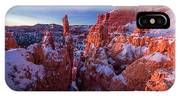 Bryce Tales IPhone Case