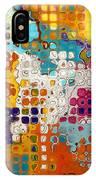 Bubble Gum Alley I IPhone Case
