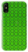 Bubbles All Over The Place -5-grn IPhone Case