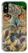 Bubo Bubo IPhone Case