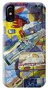Buck Rogers And Animal Crackers IPhone Case
