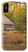 Bud Ogle Barn  IPhone Case
