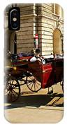 Vienna Buggy Man IPhone Case