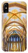 Budapest - Mathias Cathedral IPhone Case