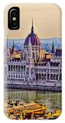 House Of The Nation IPhone Case
