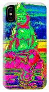 Buddha Dreaming IPhone Case