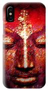 Buddha  Face IPhone Case