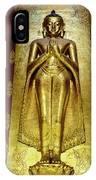 Buddha Figure 1 IPhone Case