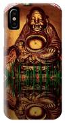 Buddha Garden IPhone Case