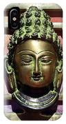 Buddha - Heavy Metal IPhone Case