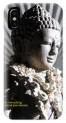 Buddha Mind IPhone Case