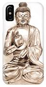 Buddha Statue IPhone X Case