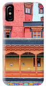 Buddhist Monastery Building IPhone Case