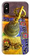 Buddhist Offering IPhone Case