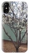 Budding Fruit Tree IPhone Case