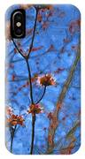 Budding Maples IPhone Case