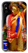 Buddism And Pepsi Shrine IPhone Case