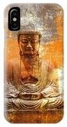 Budha Textures IPhone Case