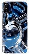 Budnik Wheel 01 IPhone Case
