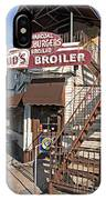 Bud's Broiler New Orleans IPhone Case