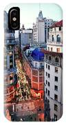Buenos Aires Street I IPhone Case