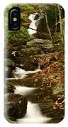 Buff Creek Falls IPhone Case