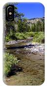 Buffalo Fork IPhone Case