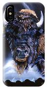 Buffalo Medicine IPhone Case