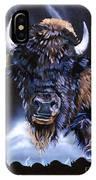 Buffalo Medicine IPhone Case