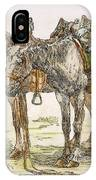 Buffalo Soldiers, 1886 IPhone Case
