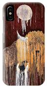 Buffalo Spirit IPhone Case
