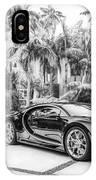 Bugatti Chiron 5 IPhone Case