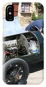 Bugatti Oldtimer IPhone Case