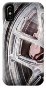 Bugatti Veyron Legend Wheel -0532ac IPhone Case