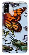 Bugs IPhone Case