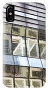 Building Closeup In Manhattan 10 IPhone Case