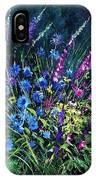 Bunch Of Wild Flowers IPhone Case