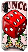 Bunco IPhone Case