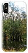 Bundek Park Zagreb #3 IPhone Case