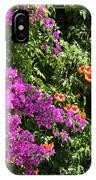 Burgazada Island Flower Color IPhone Case